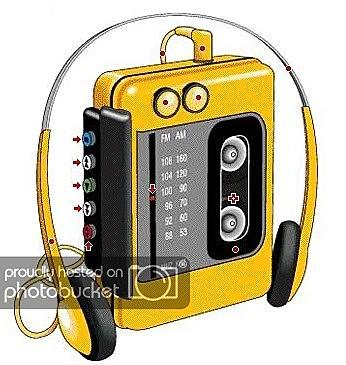 Reproductor Portatil de audio