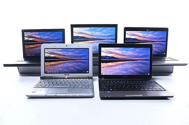Computadoras en la actualidad