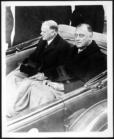 Election of 1932-Hoover Vs. FDR