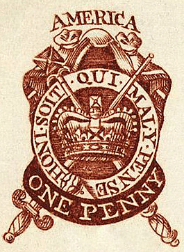 Stamp Act passed by Parliment