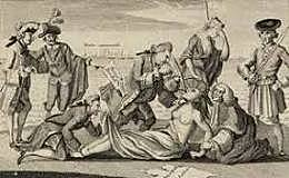 Intolerable acts passed by Parliment