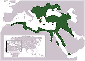 כיבוש יוון על ידי האימפריה העות'מאנית