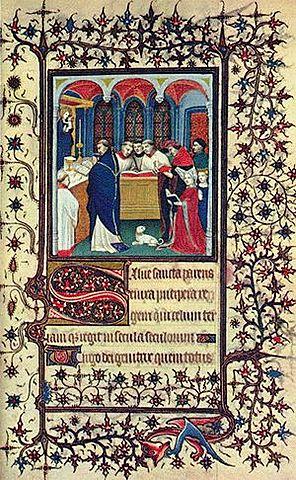 Libros manuscritos iluminados