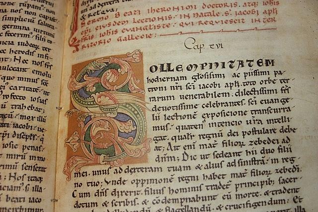 Escritura carolingia