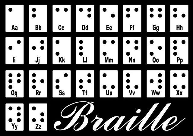 Libro en Braille