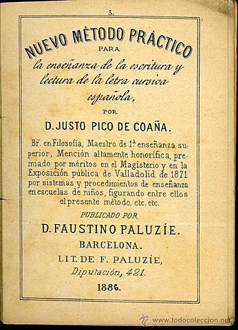 El libro de texto del siglo XIX