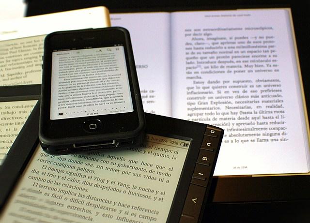 Edición digital de libros