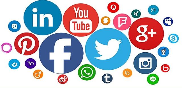 Primeras redes sociales