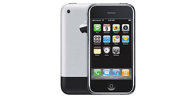 Nace el Smartphone
