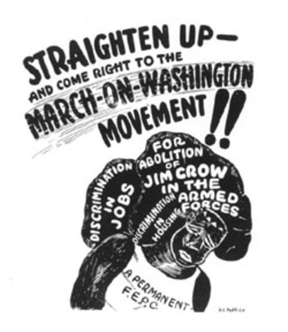 Negro March on Washington