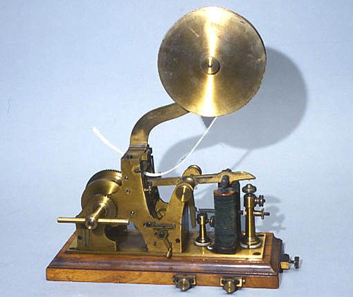 Samuel F.B. Morse - Telegraph