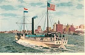 Robert Fulton - Steam Boat