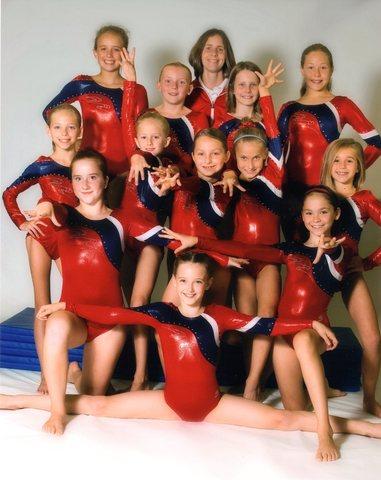 Started Team Gymnastics