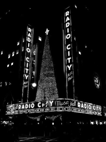 Radio City Music Hall and the Rockettes