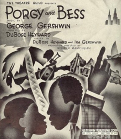"""George Gershwin's  """"Porgy and Bess """""""
