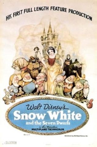 """Snow White and the Seven Dwarfs"" Premieres"