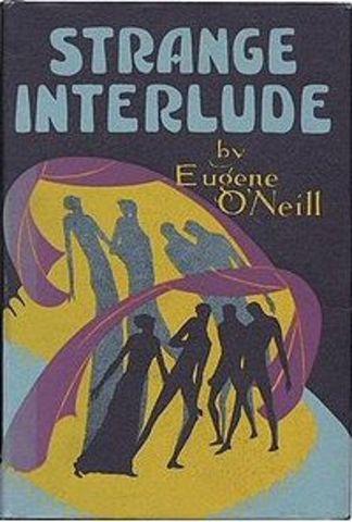 """Eugene O'Neill Produces """"Strange Interlude"""""""