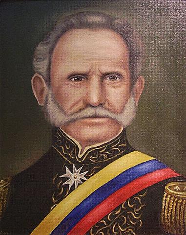 Tomas Cipriano de Mosquera y Arboleda