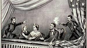 Abraham Lincoln Shot