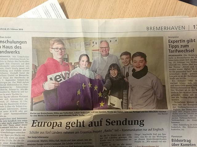 Meeting in Germany