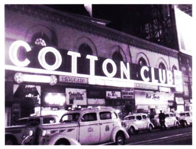 Cotton Club in Harlem