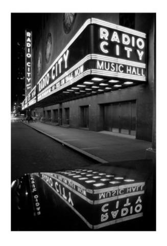 Radio City Music Hall Opens!