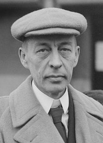 Sergei Vasilievitch Rachmaninov
