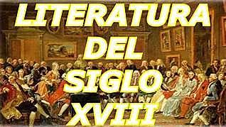 La literatura del segle XVIII