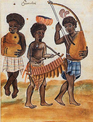 Representações musicais em Cavazzi