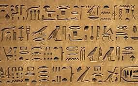 Escritura (Signos Pictográficos)
