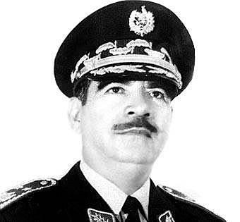 General de División Fernando Lucas García (1978-1982)