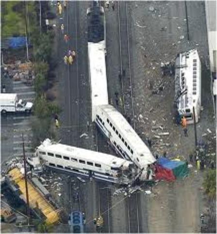 Washington metro Station Crash