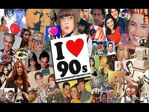 La música de los 90