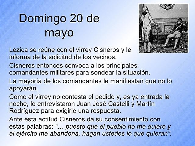 20 de mayo