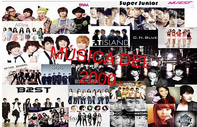 La música del 2000