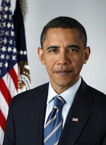 Barack Obama New President