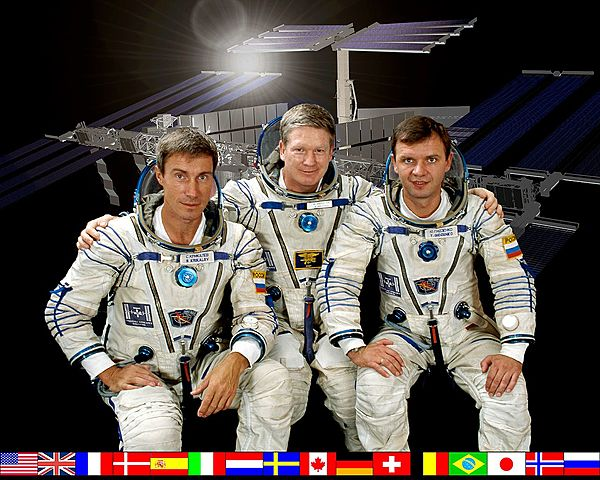 ISS Expedition 1 (INT)