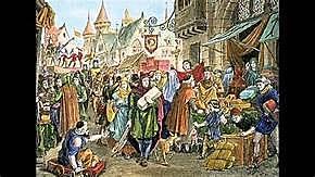 El teatre medieval. El Misteri d'Elx