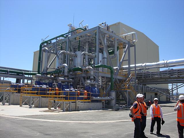 Kawerau Power Station