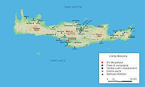 Inizio della civiltà Cretese