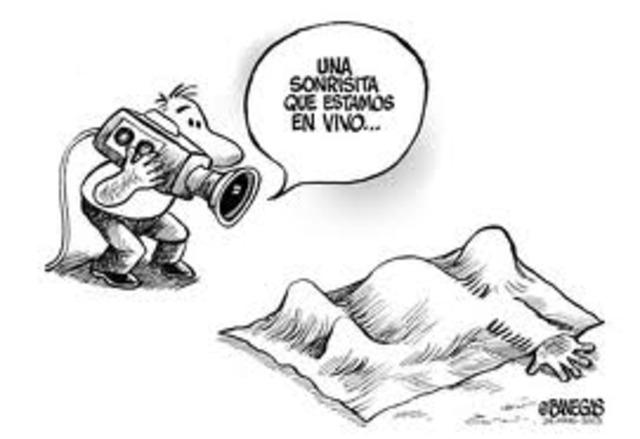 CAOS INFORMATIVO DE LOS MEDIOS