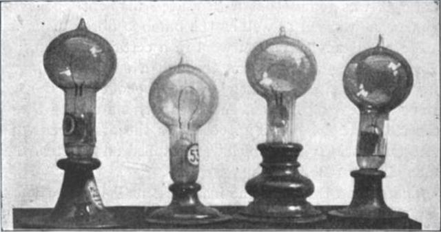 Thomas Edison: The Incandescant Light Bulb