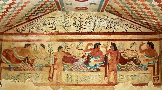 Gli Etruschi.