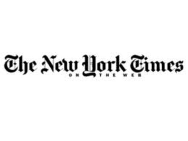 New York Times- Online Version