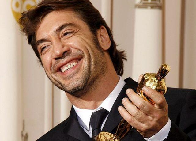 Bardem, primer actor español en ganar un Oscar.