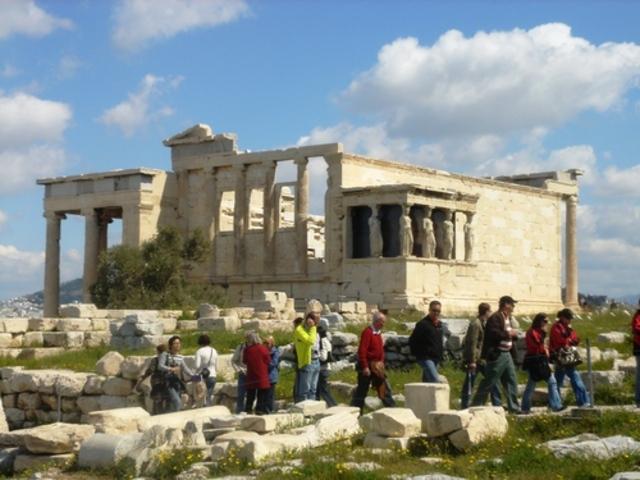 Viaje fin de curso - Grecia