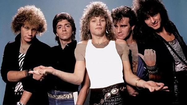 Bon Jovi ( Nueva Jersey, Estados Unidos,