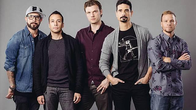 Backstreet Boys (boy band estadounidense de música pop formada en Orlando, Florida, el 20 de abril de 1993 formada por:A. J. McLean Howie Dorough  Nick Carter Kevin Richardson Brian Littrell).