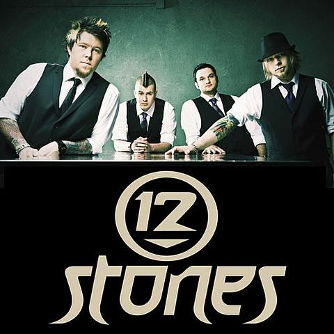 12 Stones (luisiana, Estados Unidos, creado por : Paul McCoy, Eric Weaver, Shawn Wade, Pat Quave,