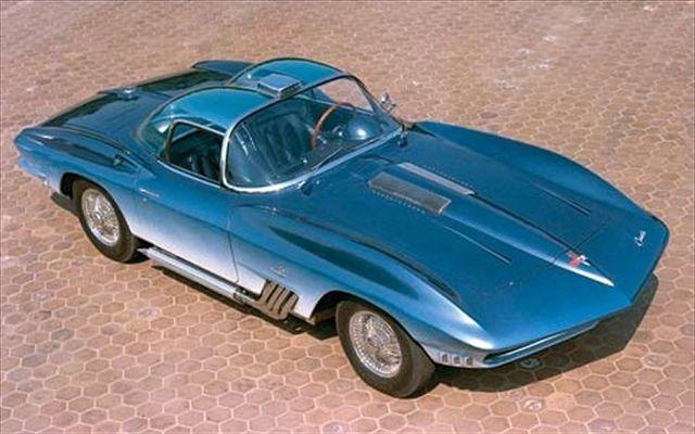 1962 Corvette Mako Shark